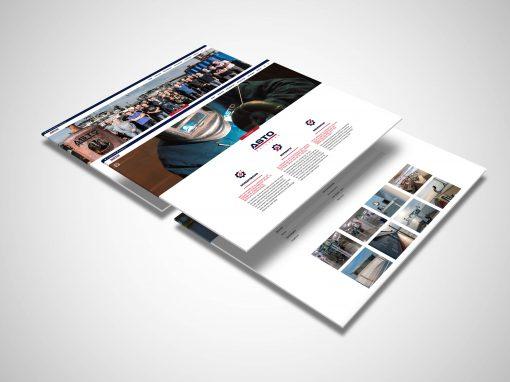 Asto Shipyard website